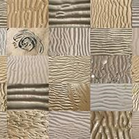 sand collage