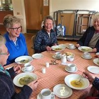 Community Soup Lunch